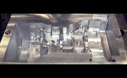 Modelárna, výroba forem na tváření plastů, modely ze dřeva, polystyrenu, hliníku
