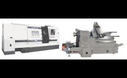 Horizontální CNC soustruhy Čelákovice - výroba, prodej, litinová konstrukce