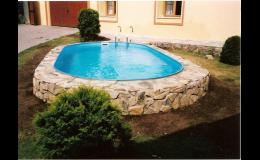 Kvalitní plastové bazény výhodně
