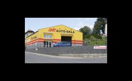 Výměny a opravy autoskel, AMT AUTO-SKLA s.r.o.