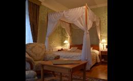 Vánoční nabídka zvýhodněných romantických pobytů