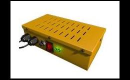 Síťový stabilizátor pro diagnostiku napětí