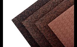 Gumové desky jsou ideální podlahou pro posilovny,