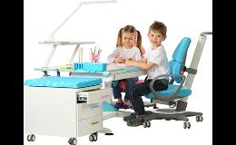 Dětské židle a stoly do školy Amadeus