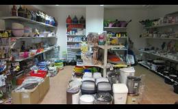 potřeby do domácnosti - prodejna Napajedla