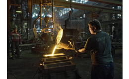 Core, moulding and melting plants - production and finishing of castings in the Czech Republic