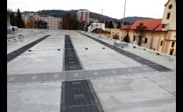 Hydroizolace staveb Zlín
