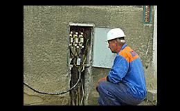 Elektromontážní práce Karviná