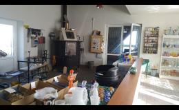 Ubytování pro rodiny s dětmi v oblasti Žďárských vrchů