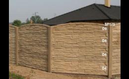 plotové stěny HL