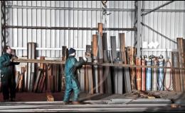 Dělení a řezání hutního materiálu na míru Opava