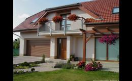 Krásné a kvalitní bydlení