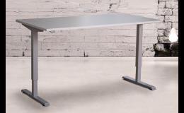 Výškově nastavitelný stůl s elektropohonem