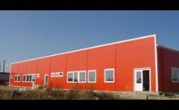 Výstavba administrativních budov Dačice