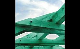 Impregnované stavební řezivo Zlín