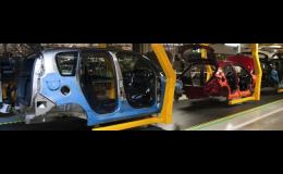 System solutions for industrial manufacturing enterprises Kralupy nad Vltavou Czech Republic