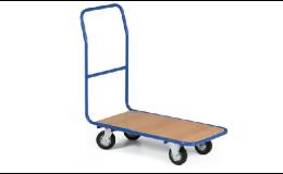 Plošinový vozík Osrava