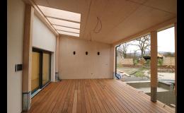 Rekonstrukce rodinného domu Ostrava