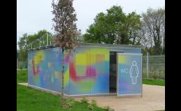 Glasfassaden, Glasgeländer, Scheiben, Glas für Außenanwendungen die Tschechische Republik