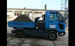 Rozvoz malty a betonu