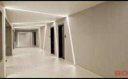 Osvětlení bytu, domu Ostrava