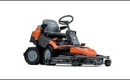 Záhradné trávne traktory, predaj, dodávka záhradnej techniky, Česká republika