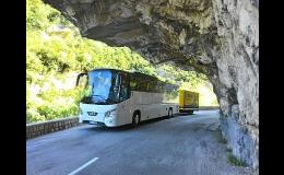 Vnitrostátní a mezinárodní zájezdová doprava Karviná, Nový Jičín