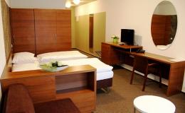 Hotel Opava pro služební cesty a firmy