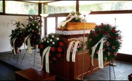 Kompletní služby v oboru pohřebnictví