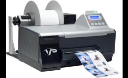 Průmyslové i nízkonákladové tiskárny barevných etiket