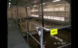 Biologické čistírny odpadních vod - nová řada MBWWT
