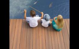 Venkovní terasové podlahy EasyDeck