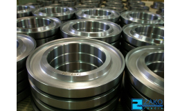 Mechanical engineering manufacturing, bespoke metalwork of machined parts, Czech Republic