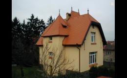 Pokládka pálené střešní krytiny Praha – Střechy VRŇATA & ŽÁČIK