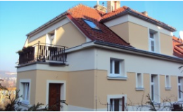 Rodinný dům Praha