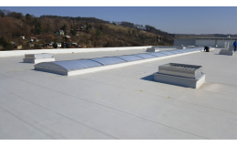 Izolace plochých střech, hydroizolace Zlín