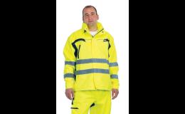 Pracovní výstražná bunda TICINO