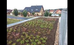 Návrh, založení a údržba zahrady Ostrava