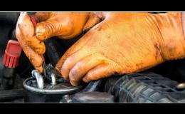 Autoservis - opravy a měření emisí