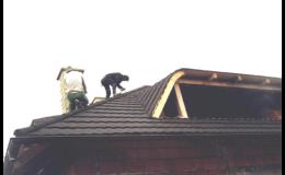 Oprava ploché, šikmé střechy Frýdek-Místek, Opava