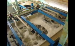 Intenzifikace BČOV – bioreaktor – nová řada čističek BMWWT