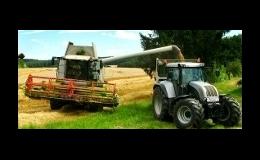 Prodej, servis zemědělské techniky Zlín