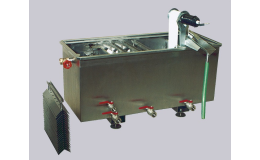 Sběrače olejů - výroba