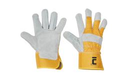 Výroba, prodej celokožených pracovních rukavic Ostrava