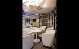 Snídaňové a polední menu u letiště Ruzyně v příjemném prostředí