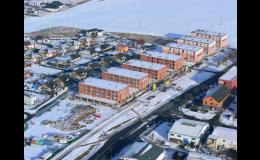 Firma Service Financial s.r.o. - stavby bytových domů a komerčních prostor