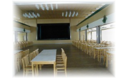 Kulturní zařízení ZDV Fryšták - konferenční sál