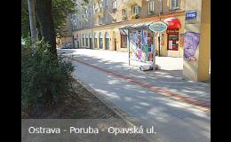 Rekonstrukce, opravy komunikací Opava, Karviná
