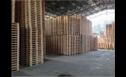 Dřevěné palety výroba a prodej