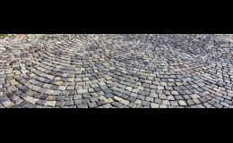 Oprava chodníků a dlažeb - DAP a.s.